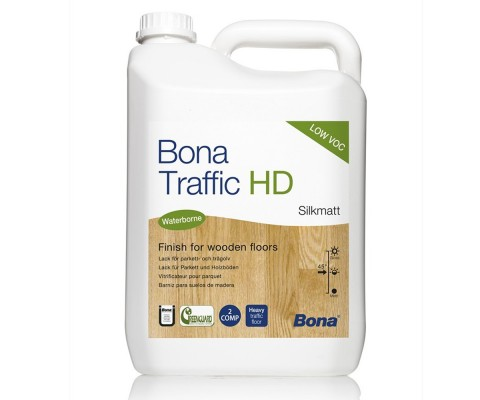 Лак Bona Traffic HD, 5л